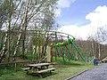 Rollercoaster at Gelli Gyffwrdd - geograph.org.uk - 66582.jpg