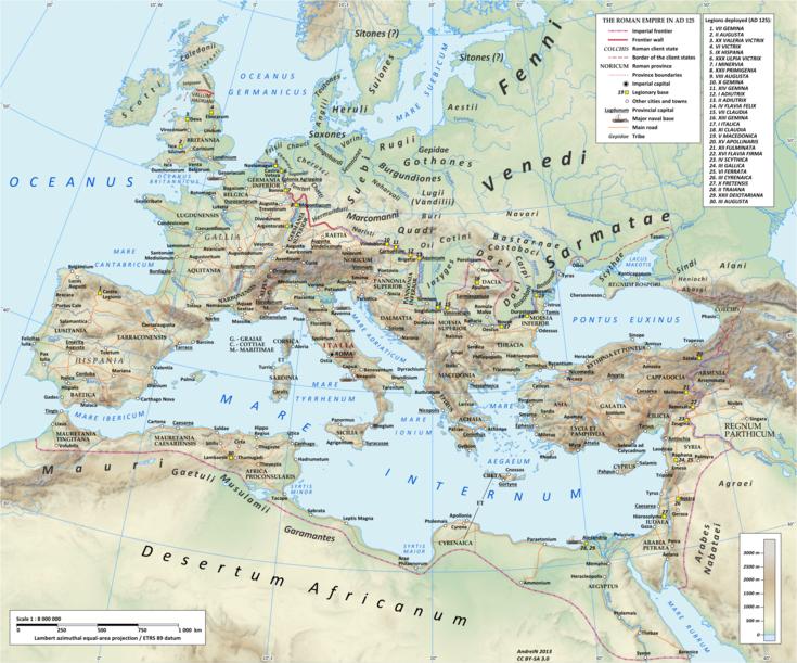 réseau routier pavé 735px-Roman_Empire_125