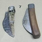 Couteaux de poche datant