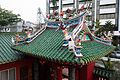 Roof of Chinese Buddhist temple (27581643026).jpg