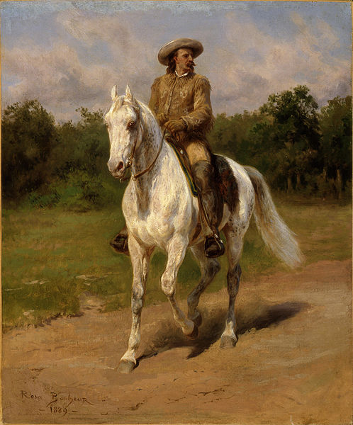 File:Rosa Bonheur - Portrait de Col. William F. Cody.jpg