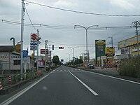 Rote 407 in sakado city.JPG