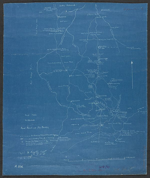 600px rough sketch to illustrate road reports and new boundary %28womat afr bea 218 1%29