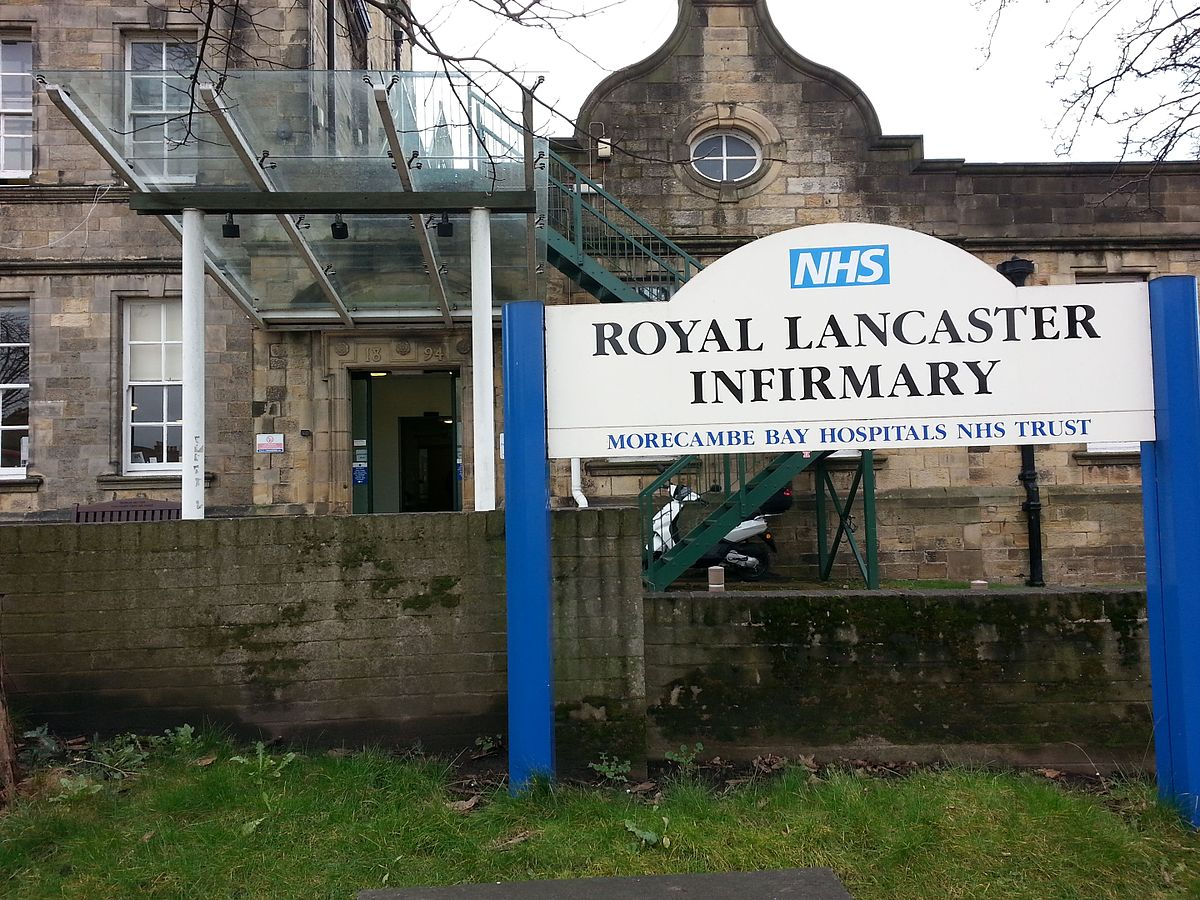 Royal_Lancaster_Infirmary on Geography For Grade 5