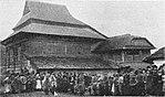 Rozdol (Rozdil), wooden synagogue.jpg