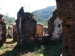 Gongo Soco - Ruins of the Casa Grande
