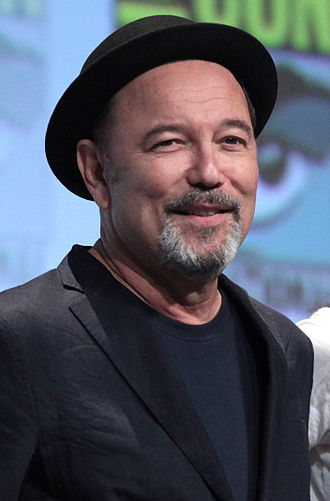 Rubén Blades - Blades at the 2015 San Diego Comic Con International.