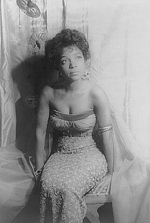 Ruby Dee - Dee by Carl Van Vechten, September 25, 1962