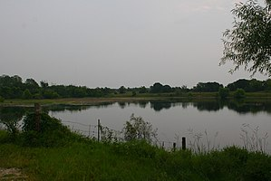 Rucker Pond - Image: Rucker pond