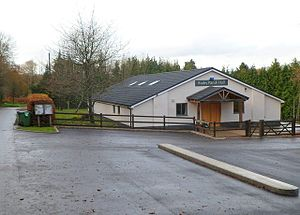 Rudry - Rudry village hall