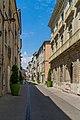 Rue Anatole France in Pezenas 02.jpg