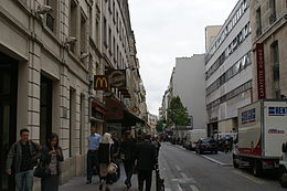 Image illustrative de l'article Rue de Provence (Paris)