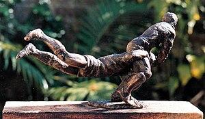 Trophée des Bicentenaires - Image: Rugby 1