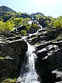 Ruisseau de Pouyboucou Gèdre cascade D176 (1).JPG