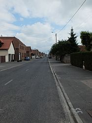 A road of Rumaucourt