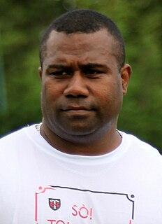 Rupeni Caucaunibuca Rugby player