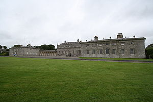 Russborough House - Image: Russborough house