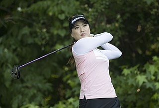 Ryu So-yeon South Korean golfer