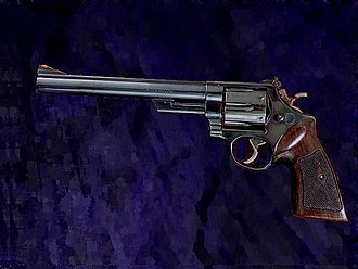 Smith & Wesson Model 29 - Image: S&W Model 29 2