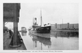 """S.S. """"New Pioneer"""" off the C.W.S. Trafford Wharf, Manchester.png"""