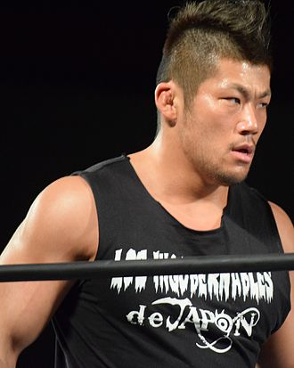 Los Ingobernables de Japon - Sanada, who joined the stable in April 2016
