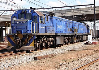 South African Class 34-400