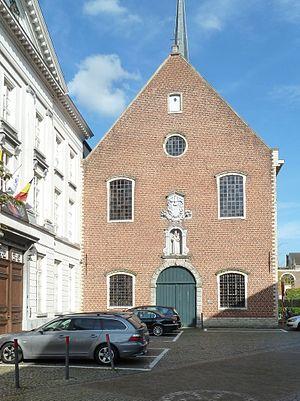 St. Joseph Minor Seminary - Facade of the Church