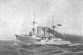 Image illustrative de l'article SMS Prinz Heinrich