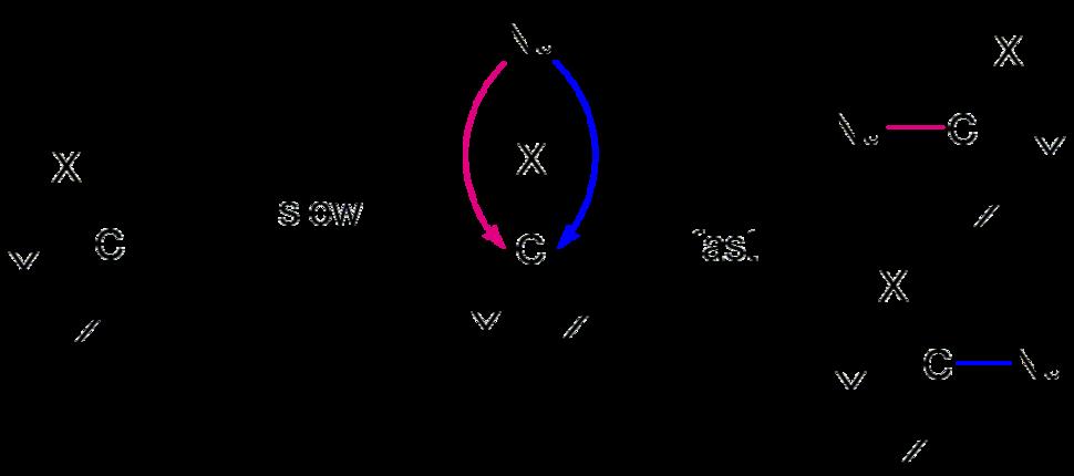 SN1 reaction mechanism