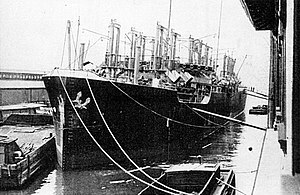 SM U-14 (Austria-Hungary) - The Italian cargo ship Milazzo was the largest ship sunk by U-14