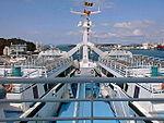 SS Norway tenders1999.jpg