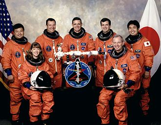 STS-92 - Image: STS 92 crew