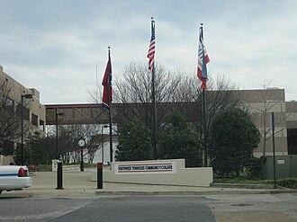 Southwest Tennessee Community College - Image: SW TN Community College Memphis TN 01