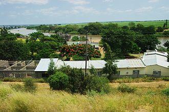Shiselweni Region - Image: SZ lowveld dorf