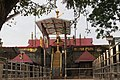 Sabarimala temple during Periyar butterfly survey at Sabarimala, 2014 (1).jpg