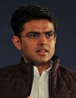 Sachin Pilot Indian politician