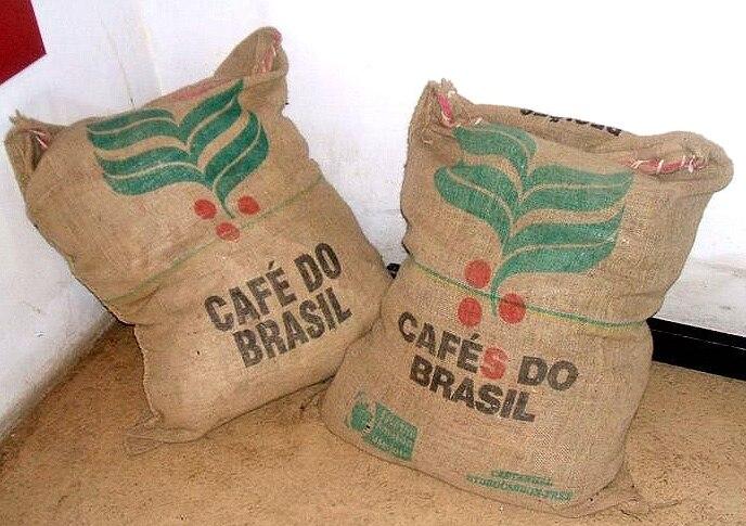 Sacos de café, Casa do Bandeirante 2