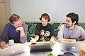 Sage working with developer and designer at WINTR, 2014-09-18.jpg