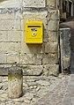 Saint-Émilion 33 Boîte aux lettres&chasse-roue 2013.jpg
