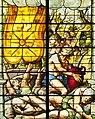 Saint-Chapelle de Vincennes - Baie 1 - L'amertume des eaux, détail de l'éétoile embrasée et des hommes empoisonnéés (bgw17 0745).jpg