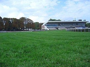 Saint-Cloud Racecourse - The St. Cloud Racecourse in 2006.
