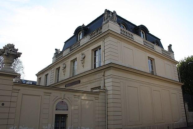 Monument historique à Saint-Germain-en-Laye