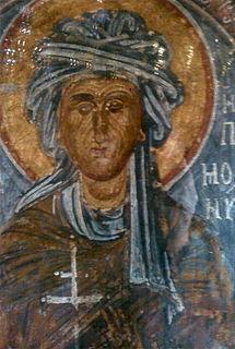 Helena Dragaš Byzantine empress
