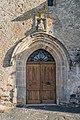 Saint Martin church in Saint-Martin-de-Cormieres 02.jpg