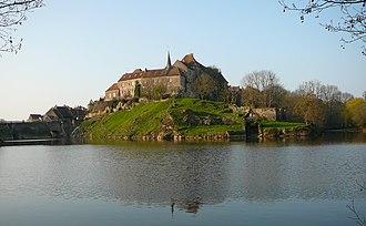 Indre - Image: Saintbenoitdusault 1