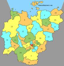 Sacha-Jacuzia-Geografia antropica-Sakha Republic Municipal Divisions