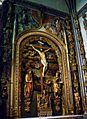 Salamanca - Catedral Nueva, Capilla Dorada 9.JPG
