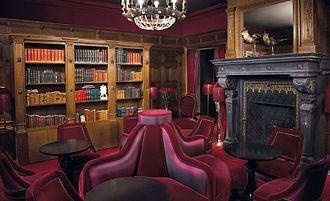 Maison Souquet - Image: Salon maison souquet