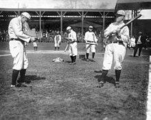 860b7010b74 1914 in baseball - Ty Cobb and Sam Crawford
