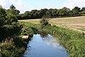 Sampford Peverell, Grand Western Canal at Holbrook Bridge - geograph.org.uk - 57820.jpg
